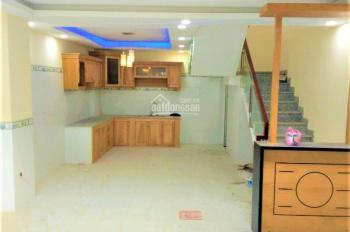 Biệt thự mini 1 trệt 1 lửng 2 lầu sân thượng, đường 6m Phan Đăng Giảng, sổ hồng đầy đủ. Giá 4.6 tỷ