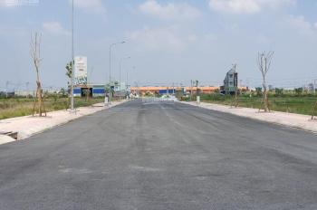 Bán đất mặt tiền Hải Sơn Tân Đức 45m, giáp Bình Chánh, giá 800 triệu/nền LH 0902816171