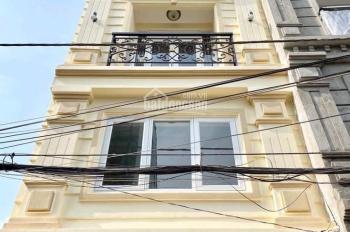 Bán nhà mặt tiền Nơ Trang Long 3.6x20m lửng 3 lầu 8 phòng phường 13, Bình Thạnh. Giá 10,8 tỷ