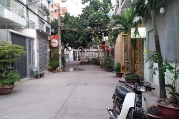 Bán nhà hẻm xe hơi quận Gò Vấp, 3.8mx15m, 1 trệt, 1 lầu đúc thật. LH: 0914193930
