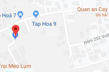 Bán 86m2 đất hẻm 252, Vườn Lài, cách phà An Phú Đông đúng 1km