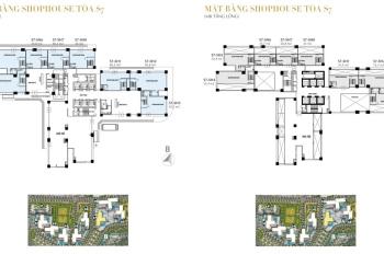 21 shophouse thương mại Sunshine City Phú Mỹ Hưng trực tiếp CĐT - LH 0962 944 516