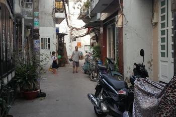 Nhà đúc 2 lầu 4x7m hẻm 417 Quang Trung, P10 đối diện ủy ban Quận Gò vấp