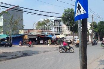 Bán nhà MT đường Hiệp Bình, phường Hiệp Bình Chánh, DT: 30x53m, KC 1 trệt 3 lầu giá 80 tỷ TL