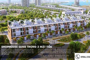 Ưu đãi duy nhất cho phân khu shophouse cuối cùng Marina Complex, ven sông Hàn - LH: 0906.550.200