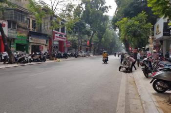 Bán nhà mặt phố Tạ Quang Bửu, ngã 3 KD sầm uất, gần trường, vỉa hè rộng, DT 80m2, 2 tầng, 10.5 tỷ