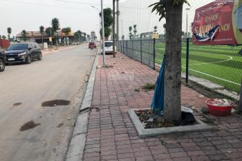 Bán đất 120 m2 mặt 6 m quay sân bóng, KĐT Yên Trung Thụy Hòa, KCN Yên Phong, giá 1 tỷ 850 triệu