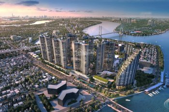 Sunshine Diamond River quận 7 - Resort tại gia, ứng dụng công nghệ 4.0 giá 2,7 tỷ/căn chưa gồm VAT