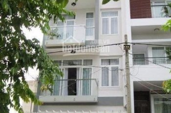 Bán nhà mặt tiền Phan Văn Hân, P17, Q. Bình Thạnh, hầm + 9 lầu, HĐT 180tr/th giá 26 tỷ 0938293264