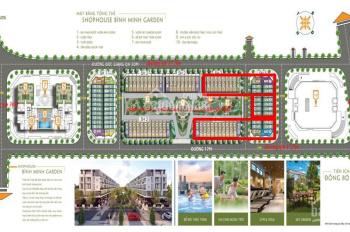 Shophouse Bình Minh Garden 93 Đức Giang - bán suất ngoại giao căn góc, giá gốc chủ đầu tư 091823497