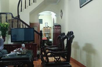 Nhà phố Khương Hạ, 45m2, xây 5 tầng, 6PN, ngõ to đẹp giá bán 2.95 tỷ, LH: 0868196626