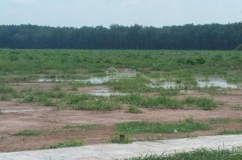 Bán đất thổ cư 100m2/345tr ngay KCN Minh Hưng III, SHR từng nền