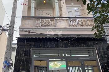 Nhà Q. 12 3 tấm cách Nguyễn Ảnh Thủ 100m, giá chỉ 2,8 tỷ, tặng full bộ nội thất cao cấp