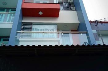 Bán nhà sát MT 1 trệt 2 lầu đường 16, Bình Hưng Hòa A - Bình Tân, giá 5 tỷ 3. LH: 0939.963.387