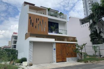 Cho thuê biệt thự Trần Não, diện tích ngang 8m x dài 16m 3 lầu 4 phòng giá 25 triệu/tháng