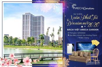 Nhận nhà liền tay, ở ngay đón tết cùng với chung cư cao cấp Bách Việt Areca Garden