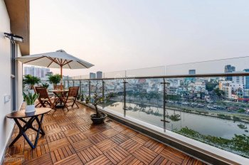 Cần bán gấp căn hộ Millennium 3PN 107m2 view Bitexco full nội thất giá 8 tỷ, LH 0909943545 toản