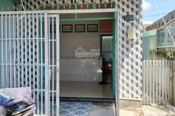 Bán nhà Ấp 1, xã Phong Phú số nhà huyện, giấy phép xây dựng 1 trệt, 1 lửng 2PN (DT 4 x 8m)