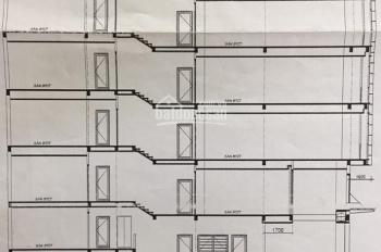Cho thuê nhà mặt tiền 6m Đường Vĩnh Khánh Quận 4
