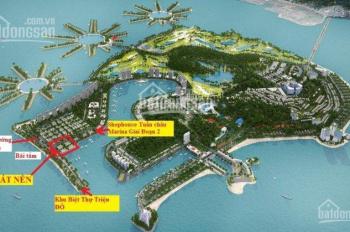 Đất nền mặt cảng quốc tế Tuần Châu, đã có sổ đỏ, chiết khấu lớn, vay lãi suất 0%. LH 0979468357