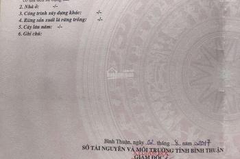 Cần bán đất đường Võ Nguyên Giáp, Tp. Phan Thiết, DT: 286m2, full TC, 9tr/m2