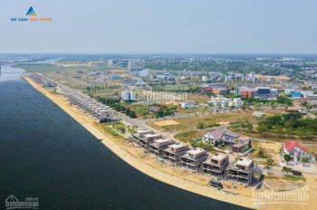 Sở hữu đất biển Đà Nẵng Pearl ngay nút Võ Chí Công ra bãi tắm Tân Trà. Đối diện resort 5*Sheraton