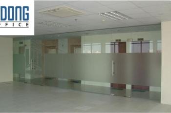 Cho thuê văn phòng Hoàng Văn Thái, quận 7 tòa Đại Minh Convention Tower, DT 169m2 giá 64tr/tháng