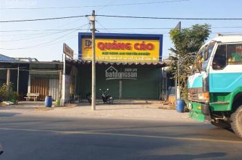 Nhà xưởng DT 9x45m, mặt tiền Tỉnh Lộ 8, đối diện UBND xã Tân Thạnh Tây, Củ Chi