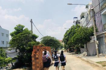 Ngân hàng Sacombank thanh lý cuối năm 30 nền đất và 15 lô góc KDC Tân Tạo, quận Bình Tân