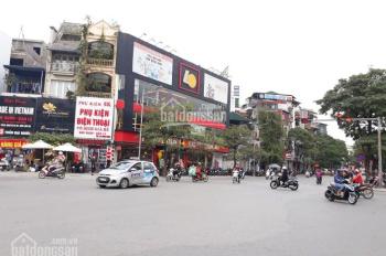 Bán nhà mặt phố Lê Thanh Nghị, thang máy, 150m2 x 6 tầng x MT 10.5m. Giá 55 tỷ, LH: 0936274786