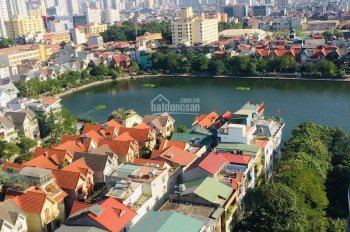 Căn hộ siêu Vip Duplex 192m2 New Skyline chỉ còn 4,3 tỷ - View hồ Văn Quán ban công Đông Nam