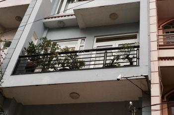 Bán nhà đẹp 3 lầu ST, mặt tiền đường Ni Sư Huỳnh Liên, Lạc Long Quân DT 4x17m, chỉ 7.8 tỷ TL