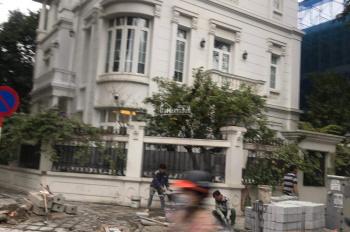 Cho thuê biệt thự mặt phố Ngô Thì Nhậm, Hàm Long DT xây dựng 300m2 - mặt tiền 20m - 2 tầng
