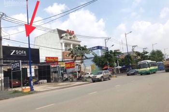 Bán đất mặt tiền Lương Định Của 10x20m, sổ đỏ gần ACB, giá 280tr/m2