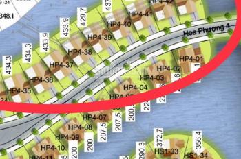 Bán 437.7 m2 Vinhomes Riverside Long Biên giá 80tr/m2 sông sau đất rộng khu HP4. Giá rẻ nhất