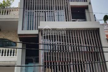 Cho thuê tòa nhà VP mới hầm 6 lầu (DT: 6x21m). Ngay Võ Thị Sáu, Quận 1 giá 170 triệu