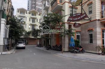 Cho thuê nhà LK khu 96 Nguyễn Huy Tưởng - Thanh Xuân. 75m2, 5 tầng có thang máy, điều hoà 42tr/th