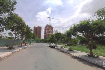 Sang nhanh lô đất mặt tiền Tân Thuận Tây, đối diện trường tiểu học Kim Đồng, Q.7, sổ hồng riêng