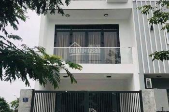 Bán nhà 3 tầng mới xây mặt tiền Nguyễn Mậu Tài - Khu đô thị Hòa Xuân - 5,7 tỷ - LH: 0763.779.693