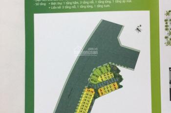 Bán liền kề BT Hateco 5 Xuân Phương, quận Nam Từ Liêm