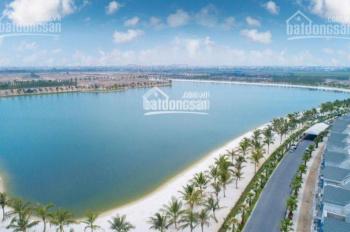 Bán gấp liền kề đảo Ngọc Trai giá rẻ nhất Vinhomes Ocean Park, cạnh sông giá 7,8 tỷ, DT = 71m2