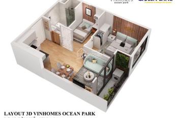 VHOP - Giảm ngay 60tr cho khách hàng mua căn hộ 1PN + 1. Liên hệ 0939393630