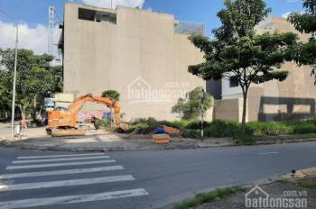 Kẹt tiền sang gấp lô góc 2 mặt tiền khu Tân Tạo liền kề khu dân cư Tên Lửa Bình Tân, giá 39tr/m2