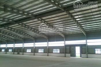 Cho thuê gấp xưởng trong KCN Hiệp Phước, Nhà Bè DTKV 20.000m2