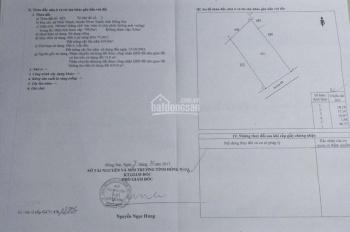 Cần bán gấp 709m2 đất tại Vĩnh Thanh, Nhơn Trạch, Đồng Nai