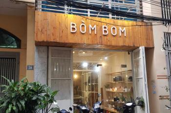 Cho thuê mặt bằng kinh doanh phố Chùa Láng