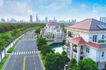 Bán biệt thự Sala Đại Quang Minh Quận 2, căn vòng cung, 712m2, 2 lầu