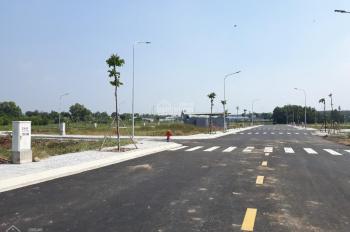 Bán đất nền KDC Diamond City, thị trấn Tân Quy - Củ Chi, hạ tầng hoàn thiện 100%, đã có SHR
