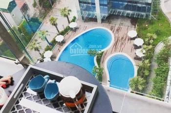 Bán căn 15 tòa B - Rivera Park, DT: 72m2, cửa ĐN, ban công ĐB - TB, view bể bơi, giá 2.9 tỷ