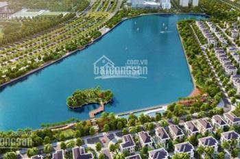 Chính chủ bán biệt thự mặt hồ Vinhomes Green Bay HL 09, DT 306m2, giá 88 tỷ, góc view sông cực rộng
